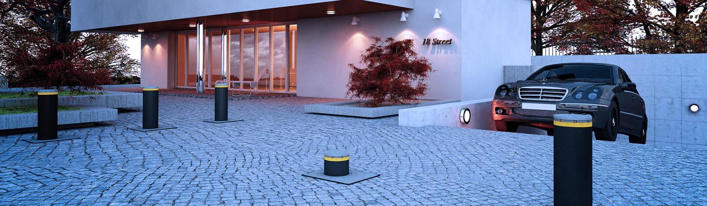 Sistemi di Controllo Accessi Veicolari per Aree Residenziali - FAAC