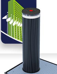 seriejs - IT - Traffic Bollards - Vehicle Access Control Systems - FAAC Bollards - FAAC