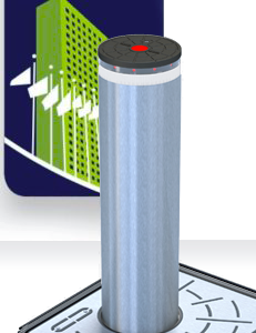 - IT - Traffic Bollards - Vehicle Access Control Systems - FAAC Bollards - FAAC